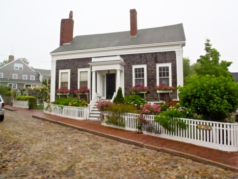 nantucket cottages