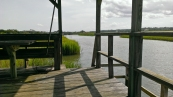 Pawleys Creek.